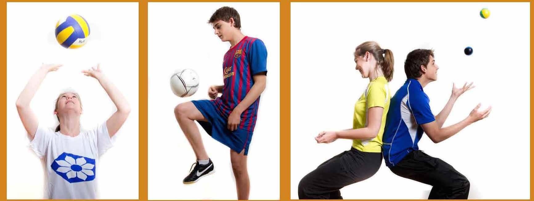 Informatie voor jonge sporters